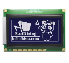 2.9 inch 128x64 Graphical LCD Display Module KS0108 ,White on Black ERM12864DNS-2